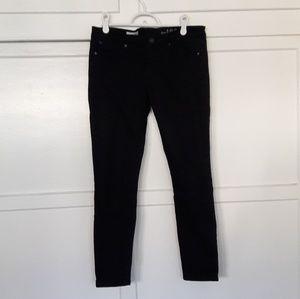 Gap Legging Jean (black)